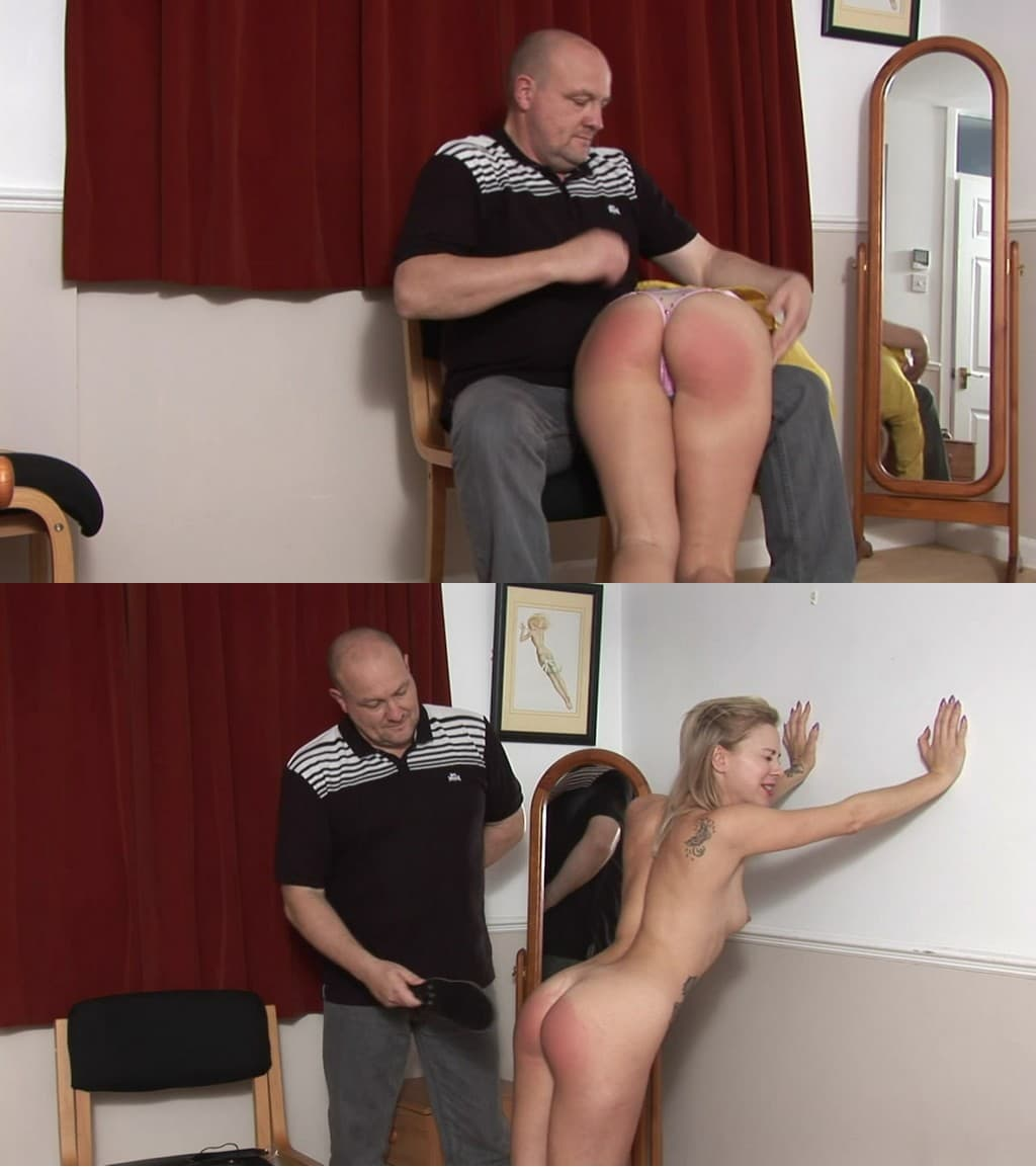 Spanked Cheeks – MP4/HD – Lucy Lauren – I'm Doing It Again