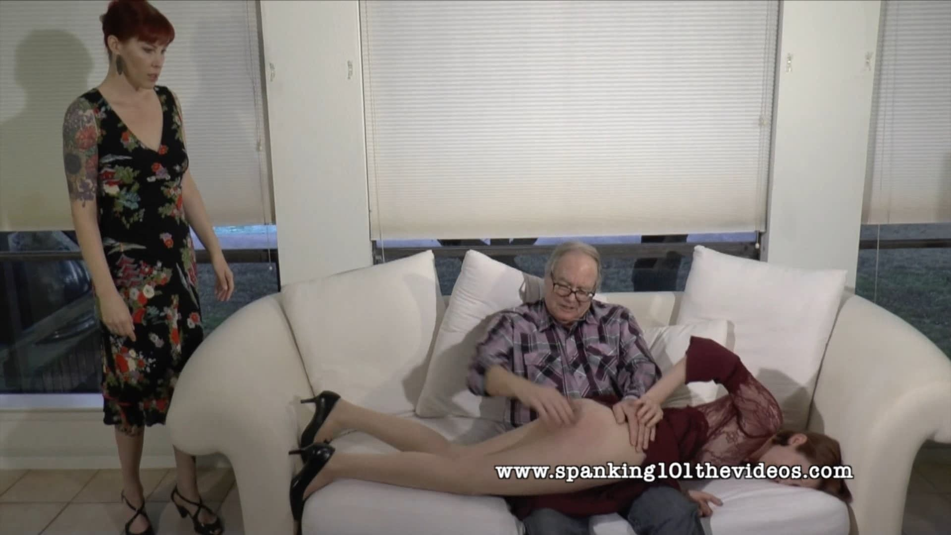 Spanking 101 The Videos – MP4/Full HD – Ava Nyx – Like Mother, Like Daughter