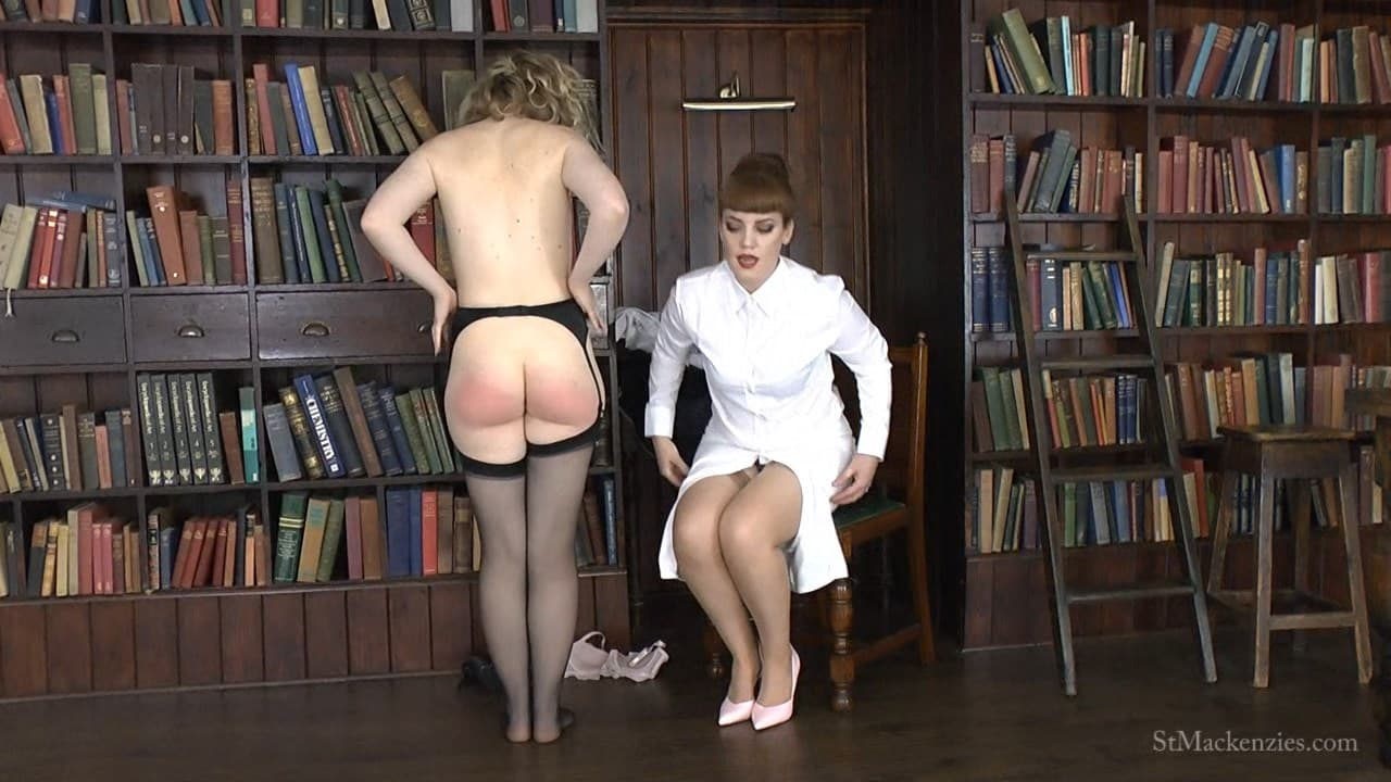 Bunnie Stevens Miss Page Cheeky School Girl Bunnie Gets A Serious Spanking From Strict Miss Page.wmv snapshot 06.15.082 1 - St Mackenzie's - MP4/Full HD – Bunnie Stevens, Miss Page - Cheeky School Girl Bunnie Gets A Serious Spanking From Strict Miss Page