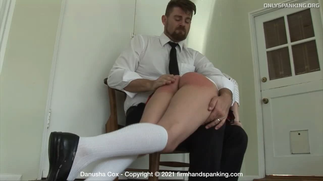 Firm Hand Spanking – MP4/Full HD – Danusha Cox – Discipline Counselor – G