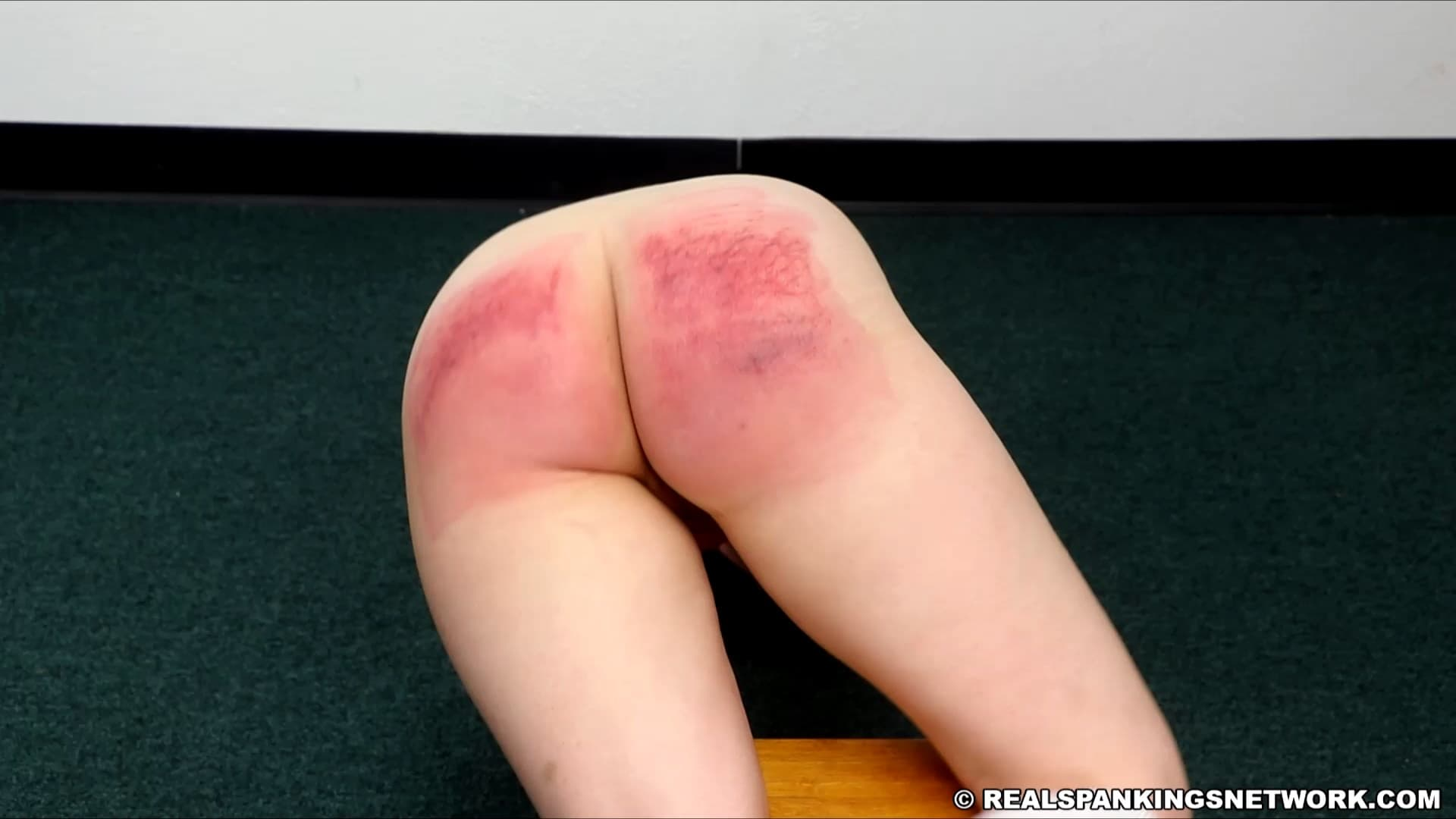 Real Spankings Institute – MP4/SD – Ella – Ella's Strapping (part 2 Of 2)