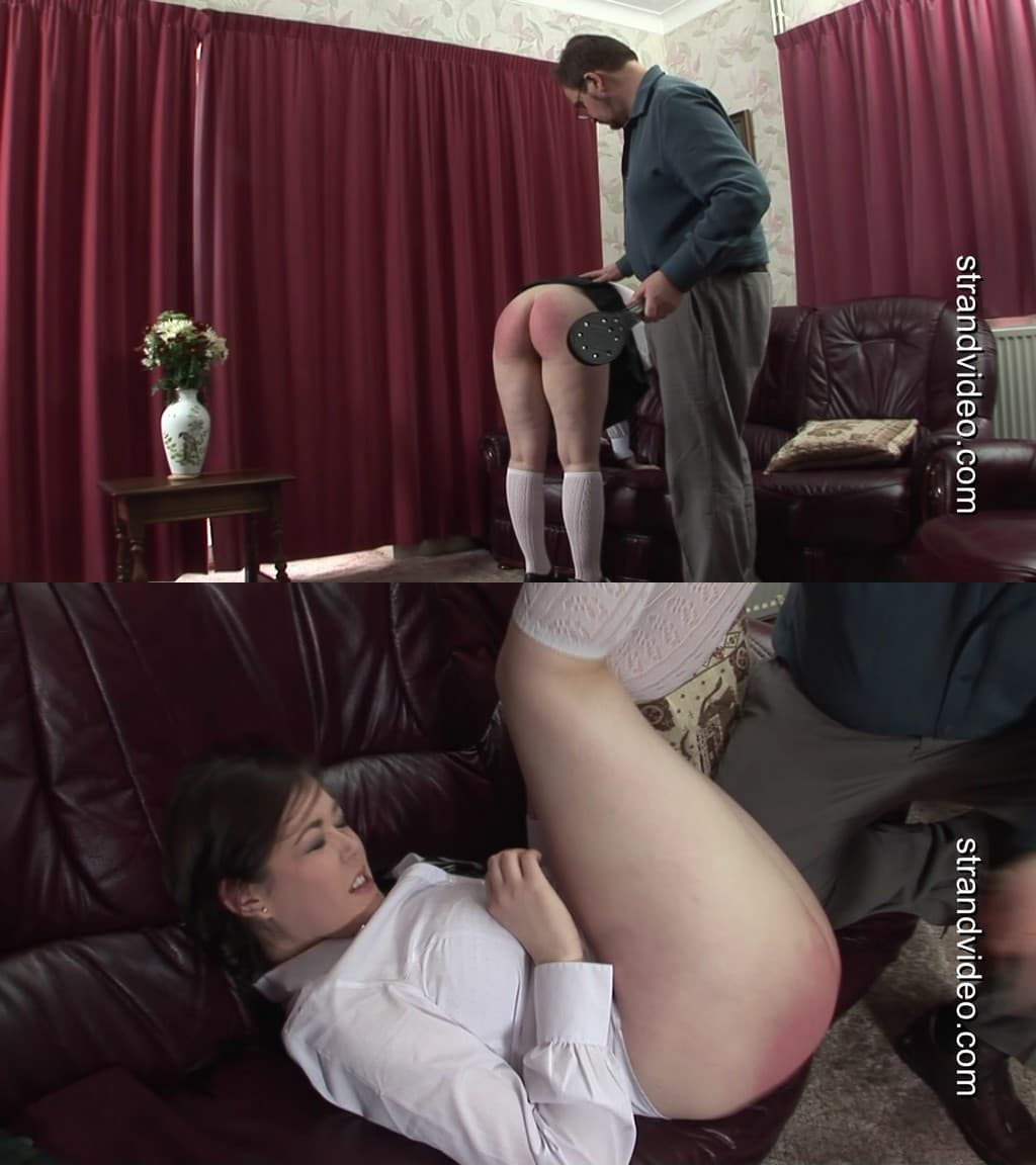 Spanking Sarah – MP4/Full HD – Clover – You Cant Do This To Me