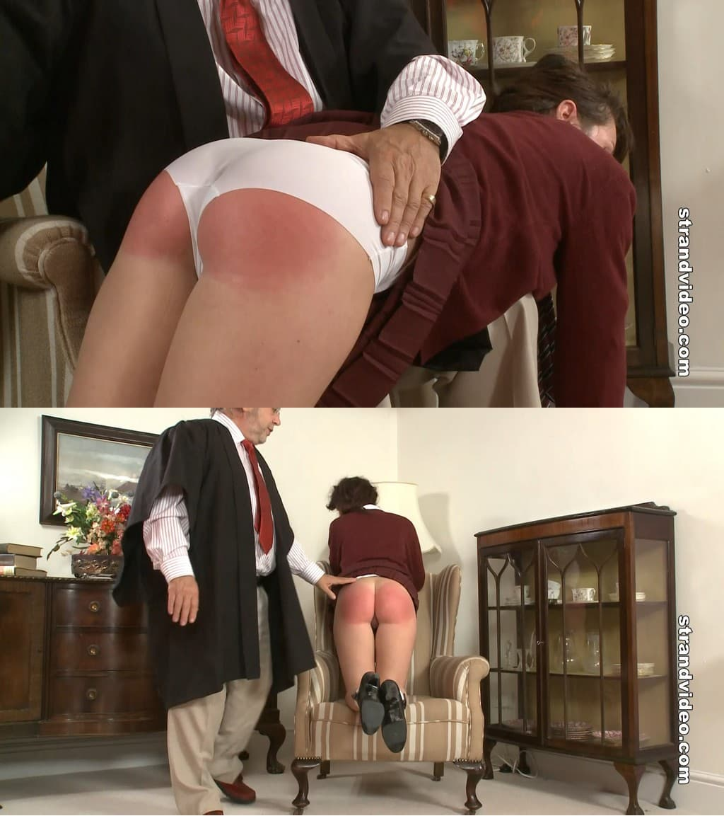 Spanking Sarah – MP4/Full HD – Lorna Shannon, Mr. Stern – Seniour Pupil Punished