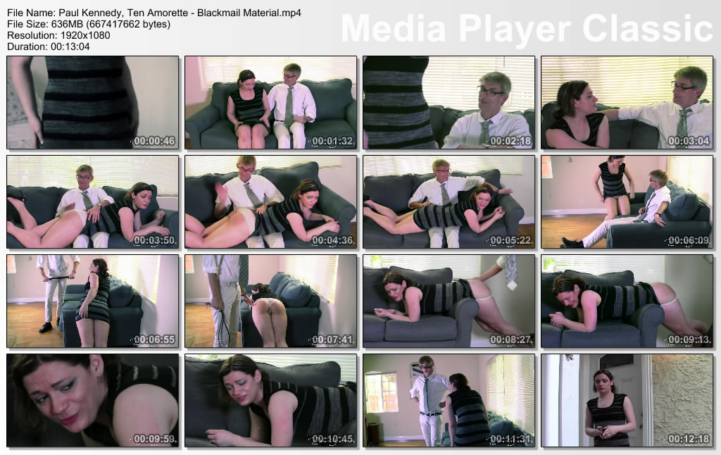 thumbs20210305000936 - Dreams of Spanking – MP4/Full HD – Paul Kennedy, Ten Amorette - Blackmail Material