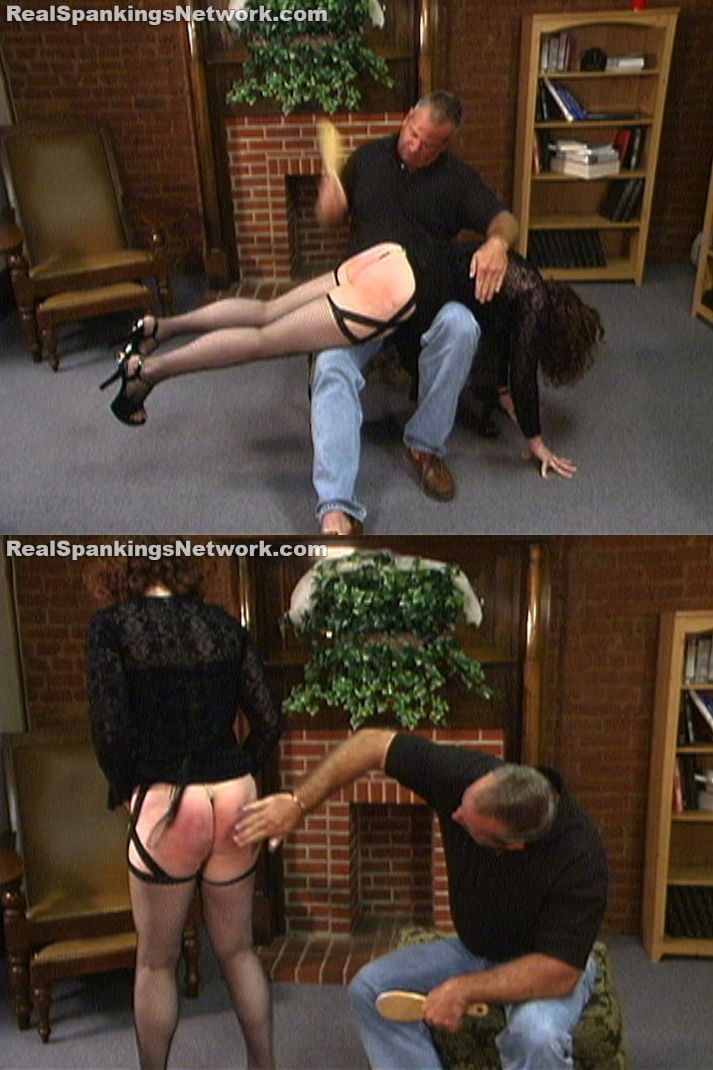 Real Spankings – MP4/SD – Real Discipline Series: Sammie (Release date: Apr 01, 2021) – OTK (Over The Knee)