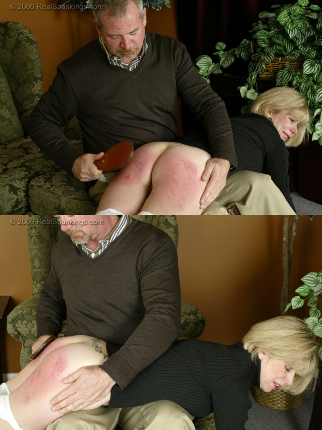 Real Spankings – MP4/SD – Elizabeth: Punished In The Living Room (Part 2) (Release date: Apr 08, 2021)