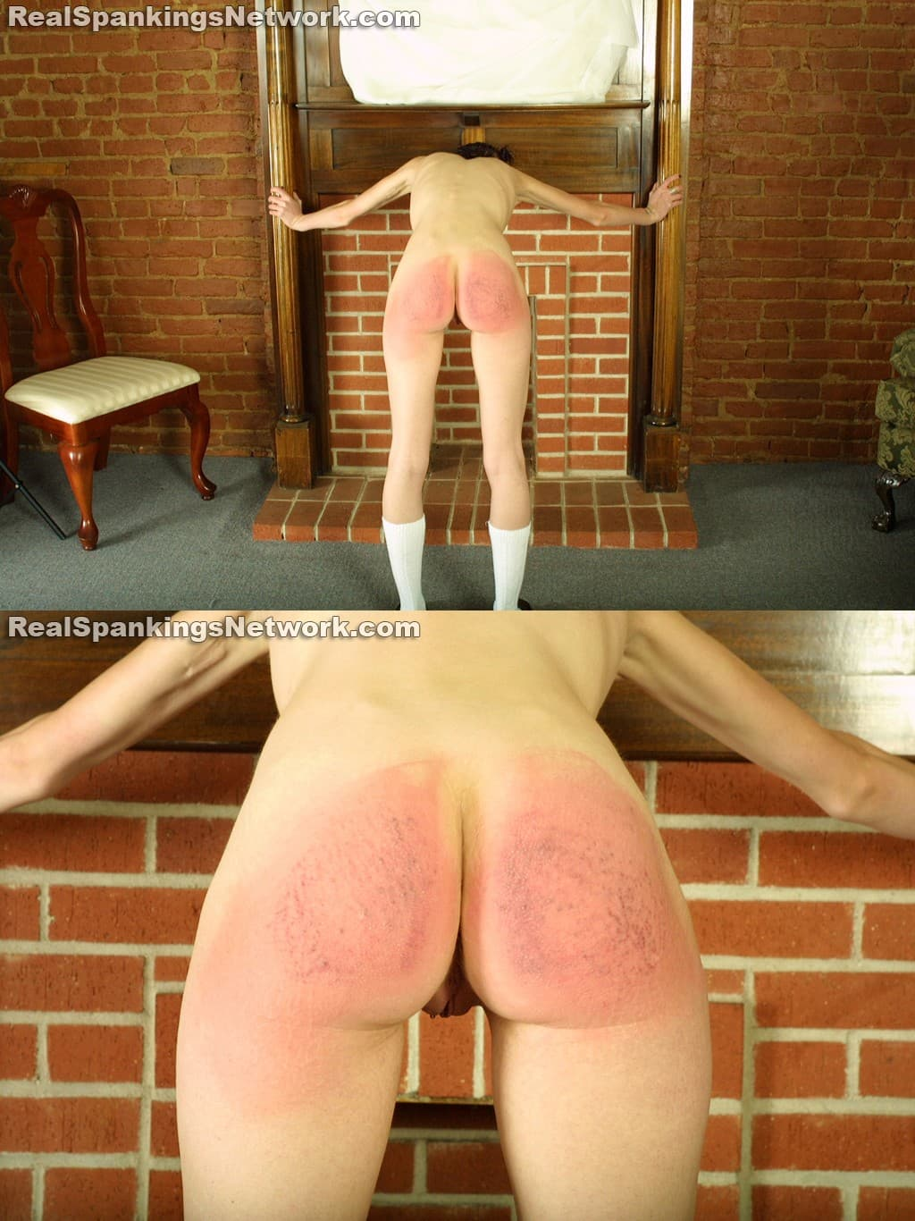 Real Spankings – MP4/SD –  Holly Smarting Off (Release date: Apr 05, 2021)