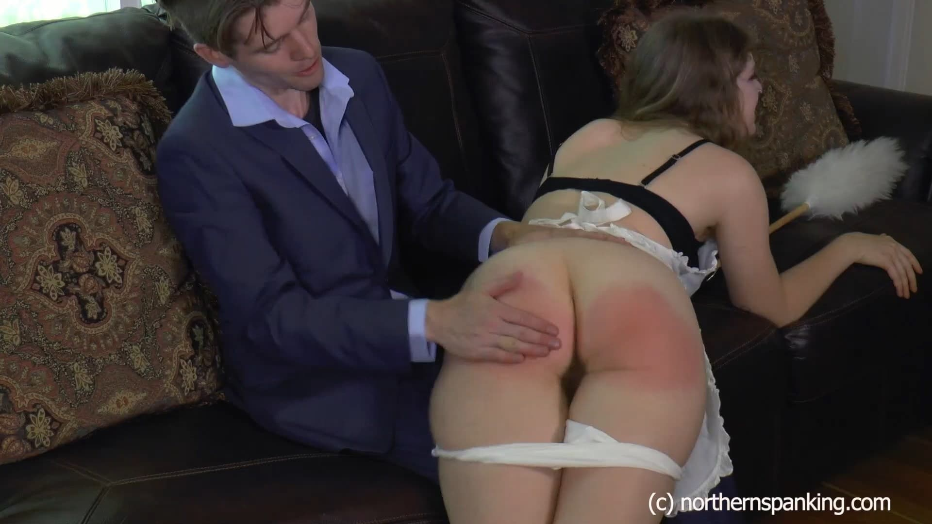 Northern Spanking – MP4/Full HD – Apricot Pitts, Ulf Sayer – Attracting Attention