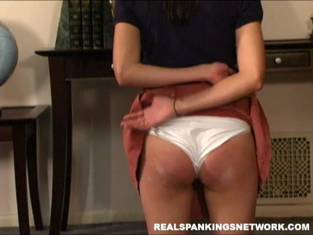 Brandi School Paddling In The Office.rm snapshot 03.05.325 1 - Spanking Teen Brandi – RM/SD – Brandi - School Paddling In The Office