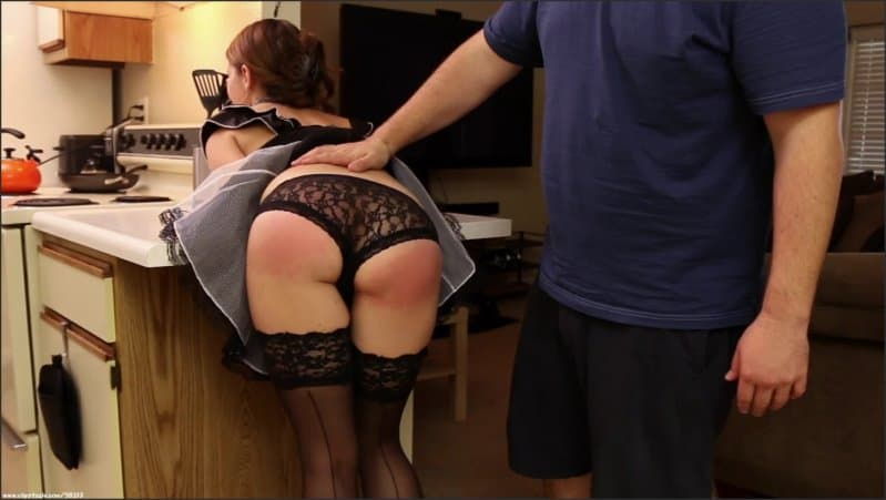 Captive Chrissy Marie – MP4/Full HD – Chrissy Marie – Naughty French Maid Fantasy