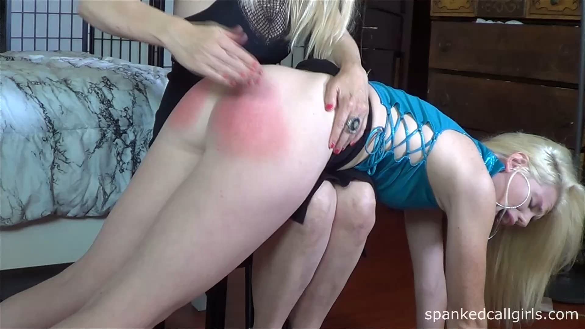Spanked Call Girls – RM/SD – Clare Fonda, Nikki Sweet – Nikki Sweet Spanked For Bad Attitude
