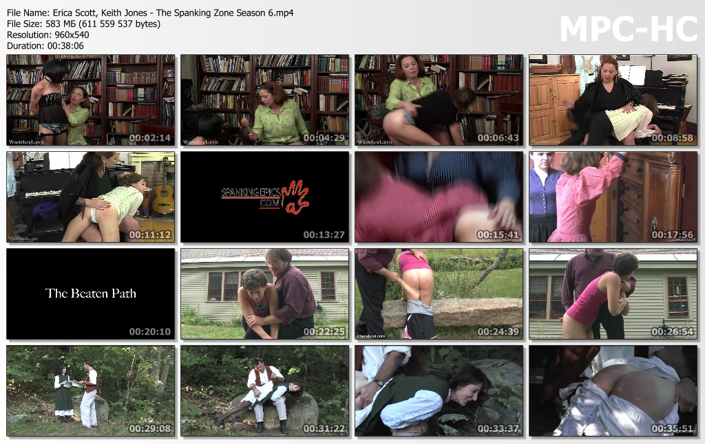 Erica Scott Keith Jones The Spanking Zone Season 6.mp4 thumbs - MP4/SD – Erica Scott, Keith Jones - The Spanking Zone Season 6