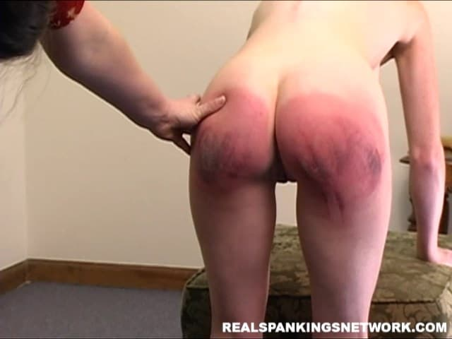 Spanking Teen Jessica – RM/SD – Jessica – Hard Strapping From Lady D