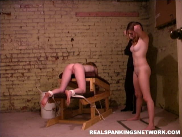 Spanking Teen Jessica – RM/SD – Jessica – Judicial Birching With Amy