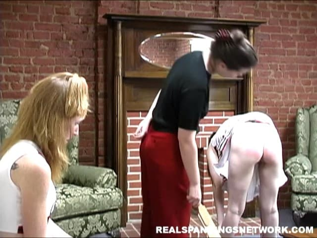 Spanking Teen Jessica – RM/SD – Jessica – Katie And I Are Strapped
