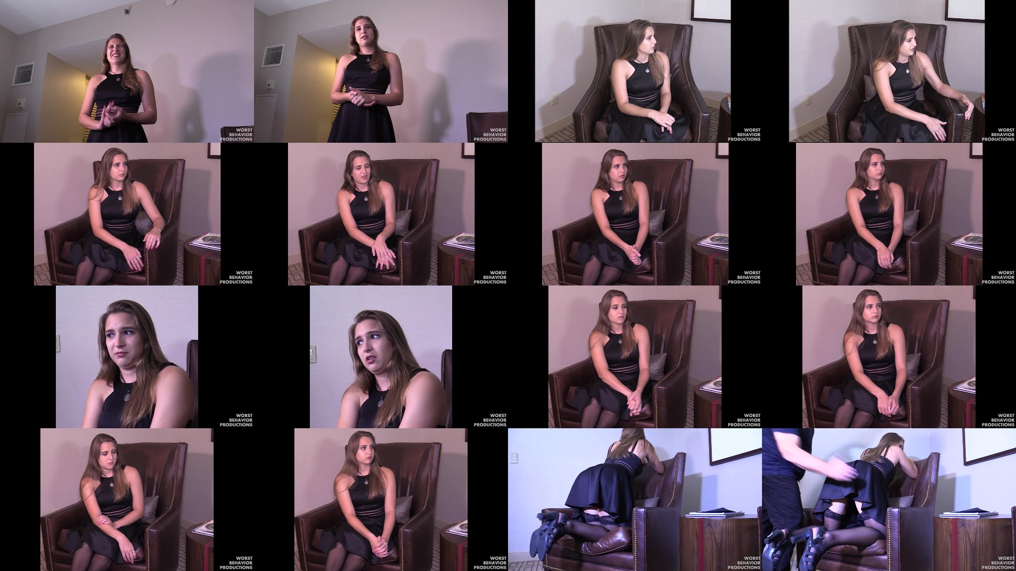 Reyna St Clair Mr. Smith   Reyna Punished By The Professor   Spanked And Paddled   Part 1 - Worst Behavior Productions – MP4/HD – Reyna St Clair, Mr  Smith - Reyna Punished By The Professor - Spanked And Paddled - Part 1 (Release date: Mar. 30, 2021)