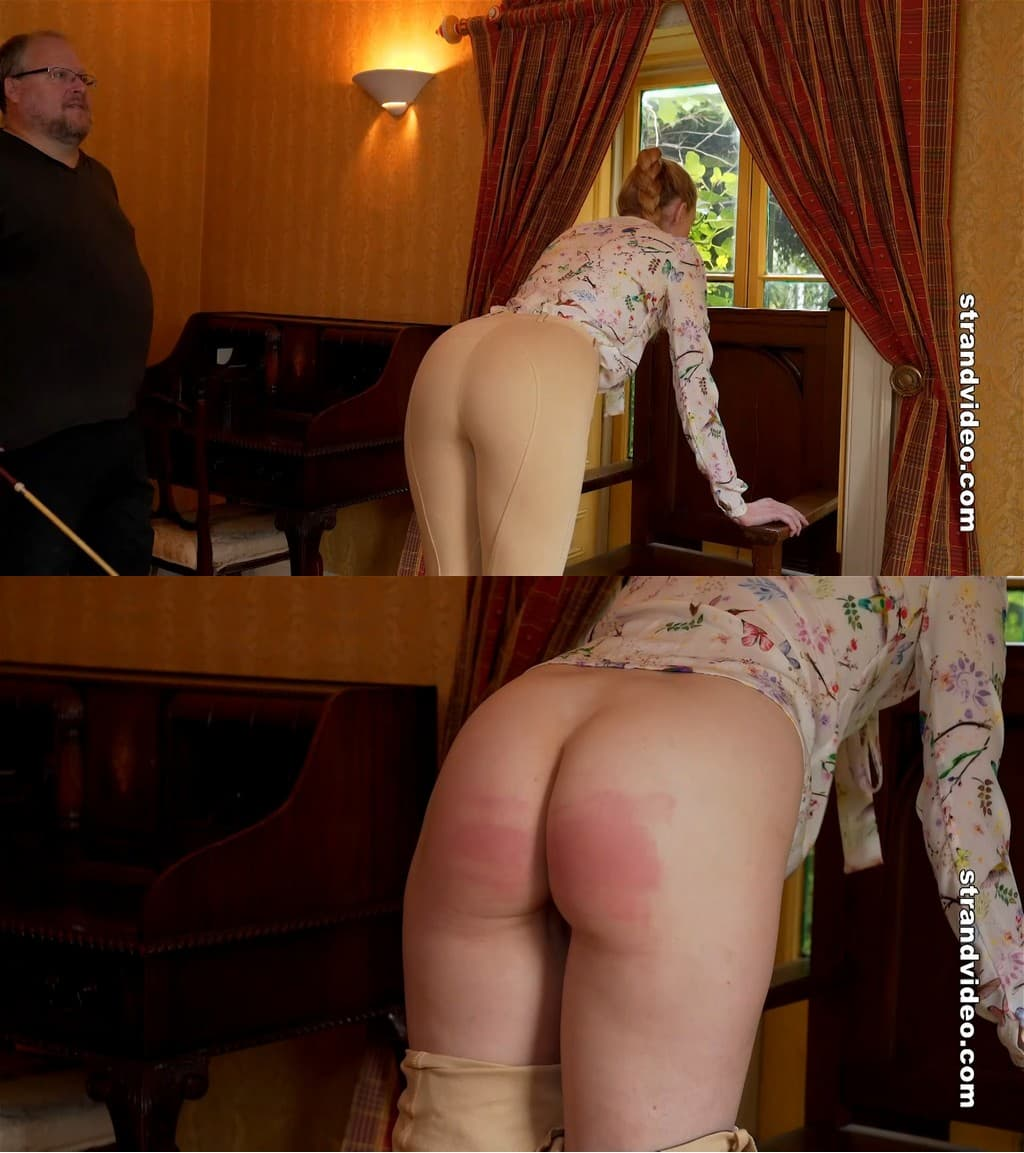 Spanking Sarah – MP4/Full HD – Amelia Jane Rutherford – Learning To Behave