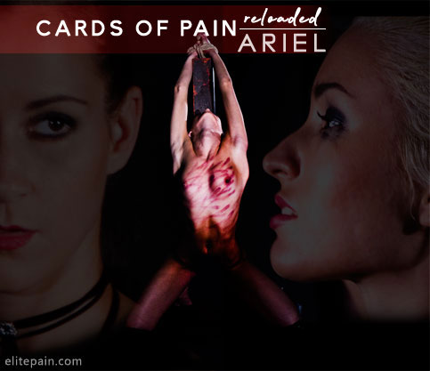 coprldariel 01 - Elite Pain – MP4/Full HD – Cards of Pain RLD – Ariel