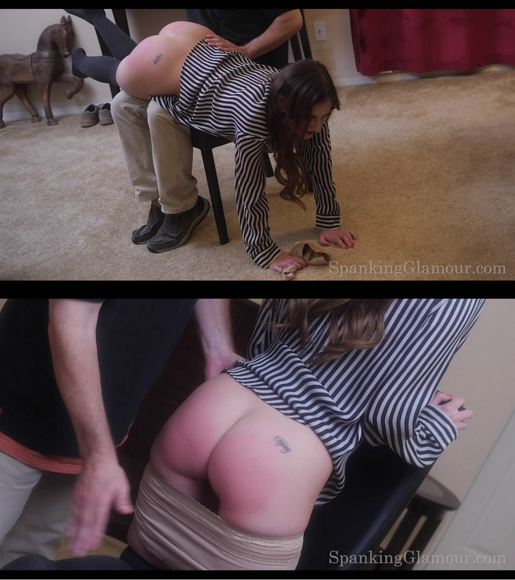 Spanking Glamor – MP4/Full HD – SPG Ally Cooper 1