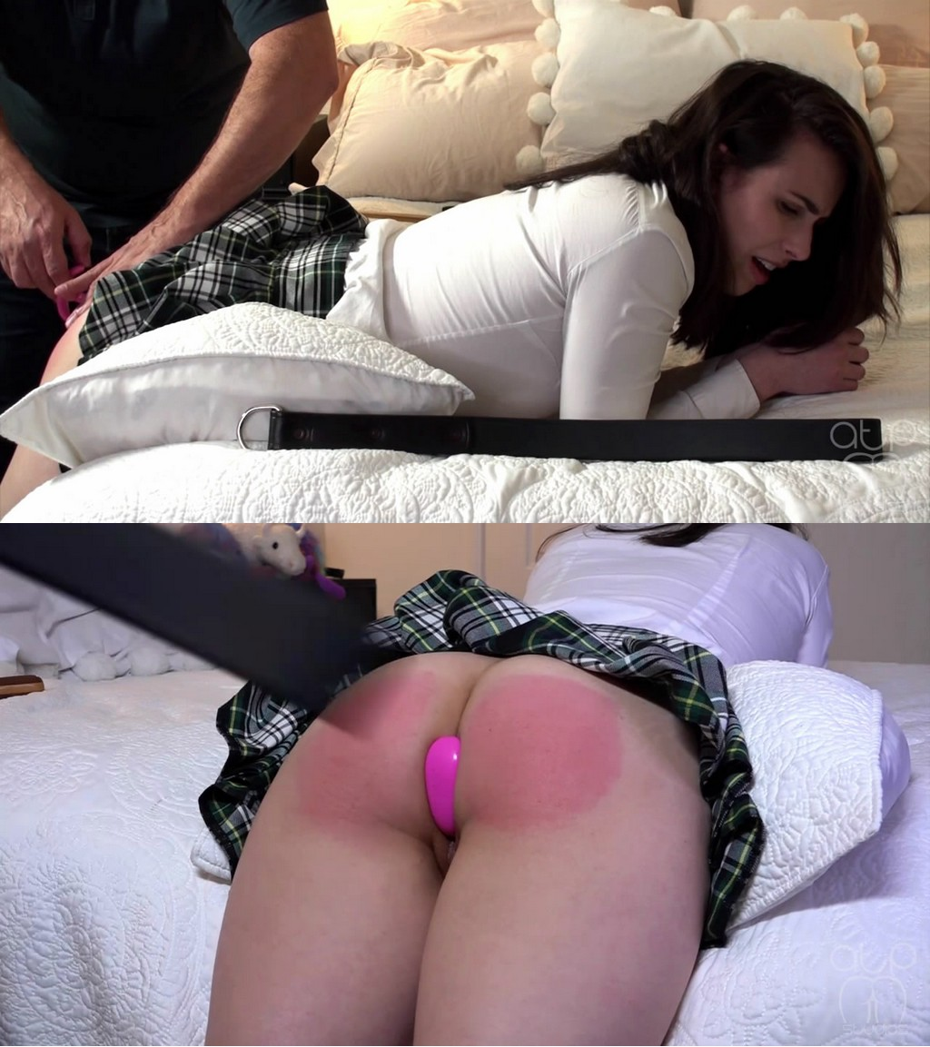 Assume The Position Studios – MP4/HD – Casey Calvert, The Master – School Bully Taken Down A Notch – Plugged And Strapped At Home (Release date: May 07, 2021)