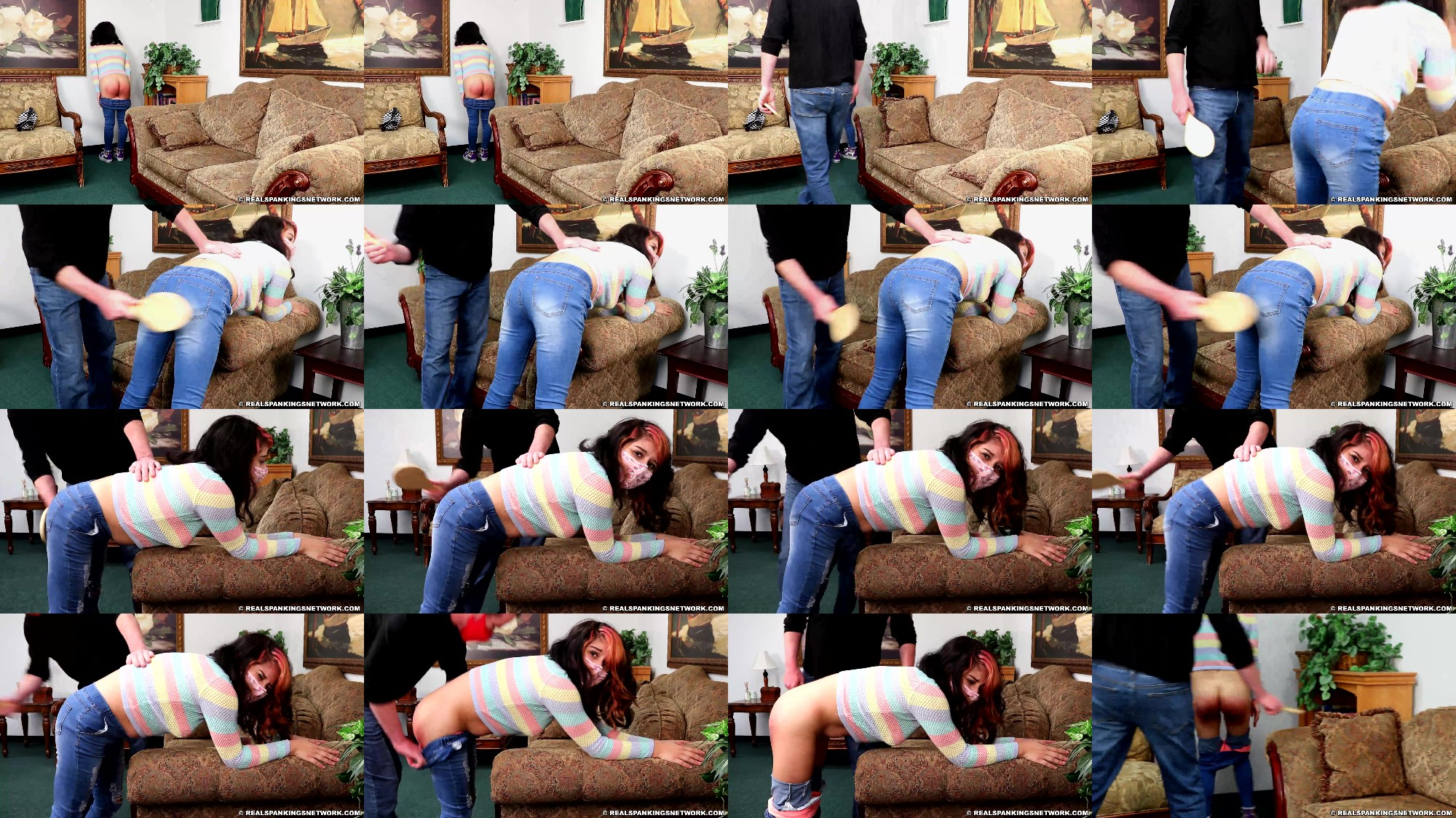 Mona   Mona Lies About Where She Has Been part 2 Of 2 - Real Spankings – MP4/Full HD – Mona - Mona Lies About Where She Has Been (part 2 Of 2) - Bent Over