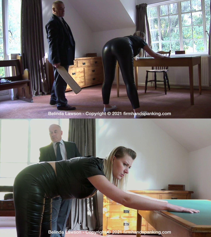 firmhandspanking – MP4/HD – Belinda Lawson – Principal's Office
