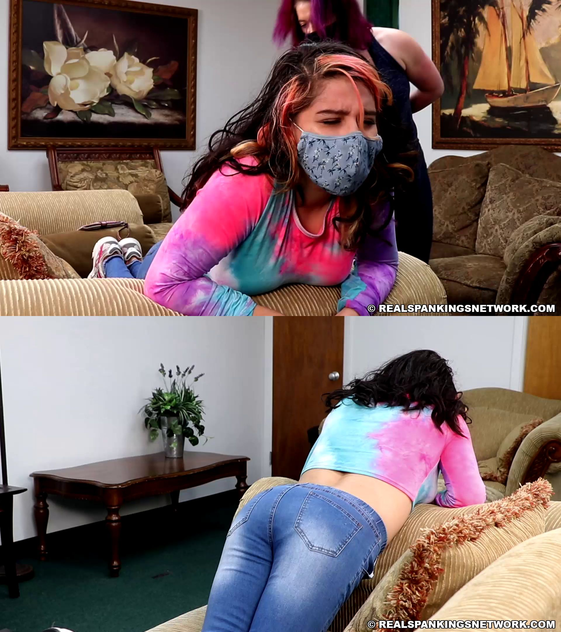 realspankings – MP4/HD – Mona – Late And A Liar (part 1 Of 2)
