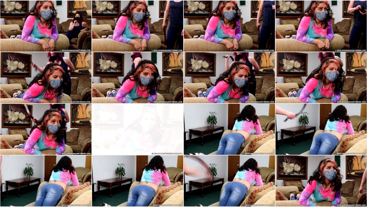 16649 1 1500 screen - Real Spankings - MP4/Full HD – Mona - Late And A Liar (part 1 Of 2)