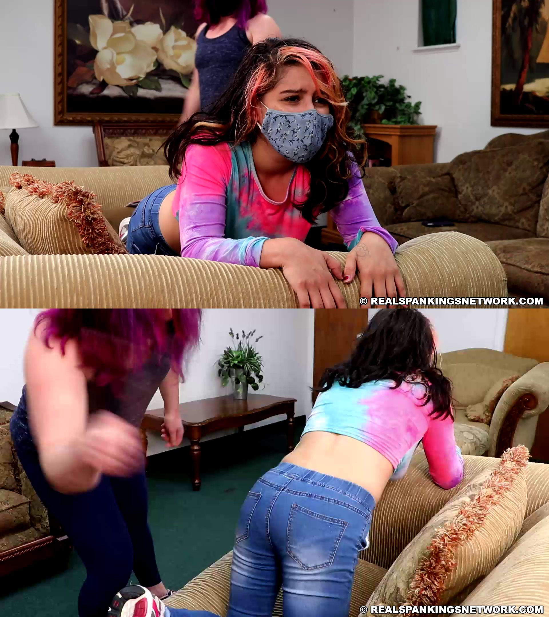 realspankings – MP4/HD – Mona – Late And A Liar (part 2 Of 2)