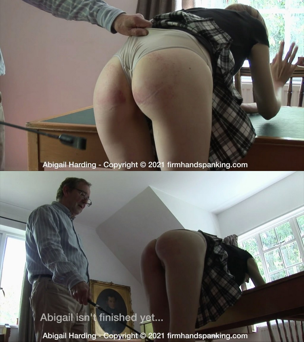 Abigail Harding – The Estate – H/Abigail Harding volunteers to be whipped with a riding crop – what's going on? (Release date: Jun 02, 2021)