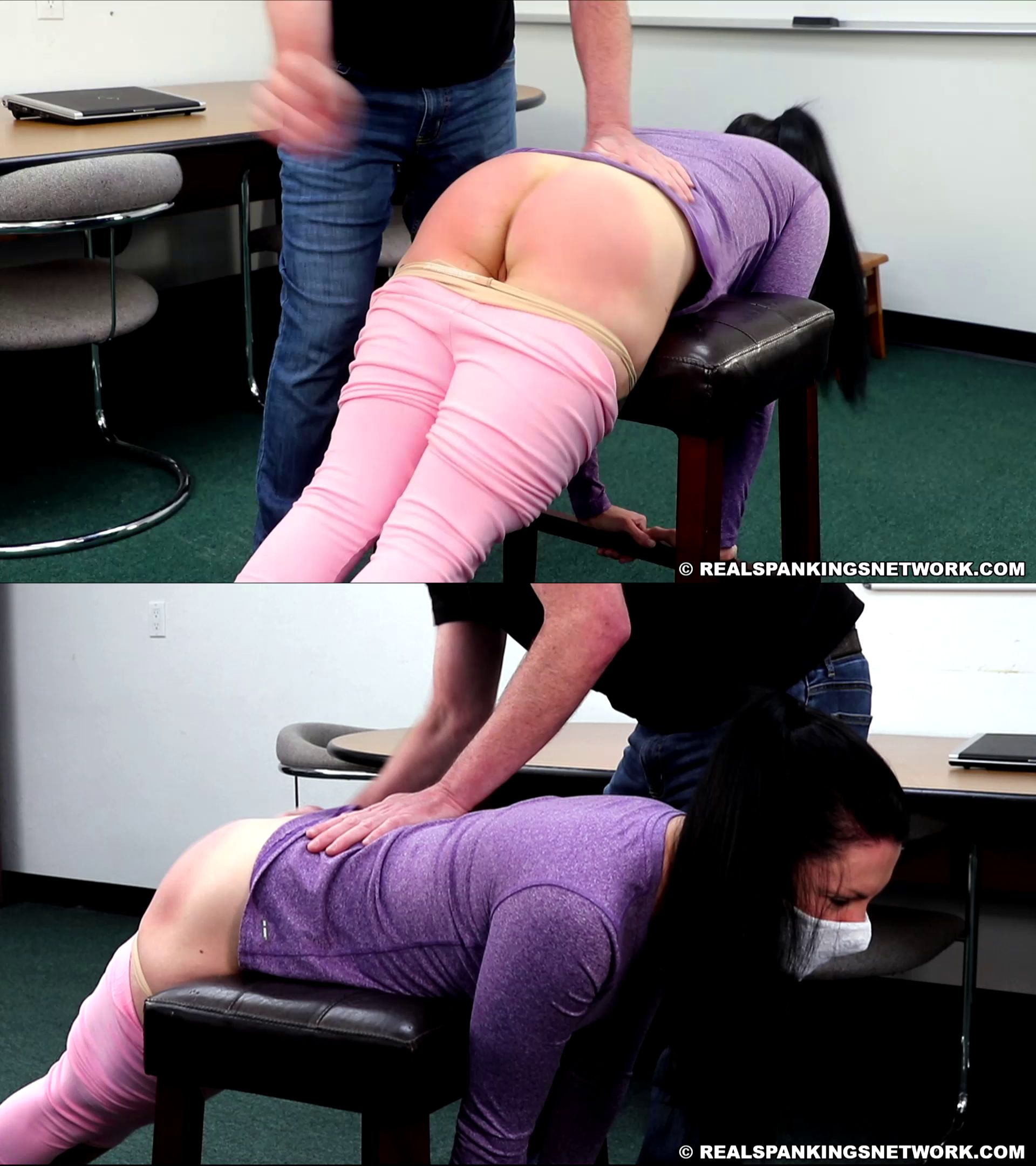 realspankingsinstitute – MP4/HD – Devin Jade – Devin's Two Part Punishment By The Dean (part 1 Of 2)