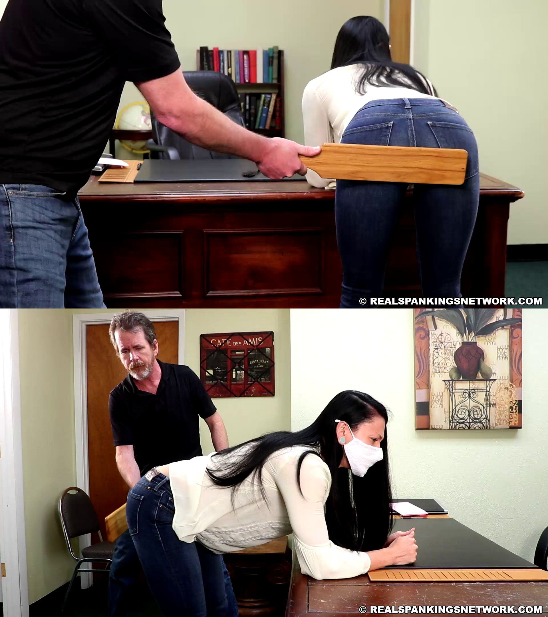 realspankings – MP4/HD – Devin Jade – Paddled Or Expelled