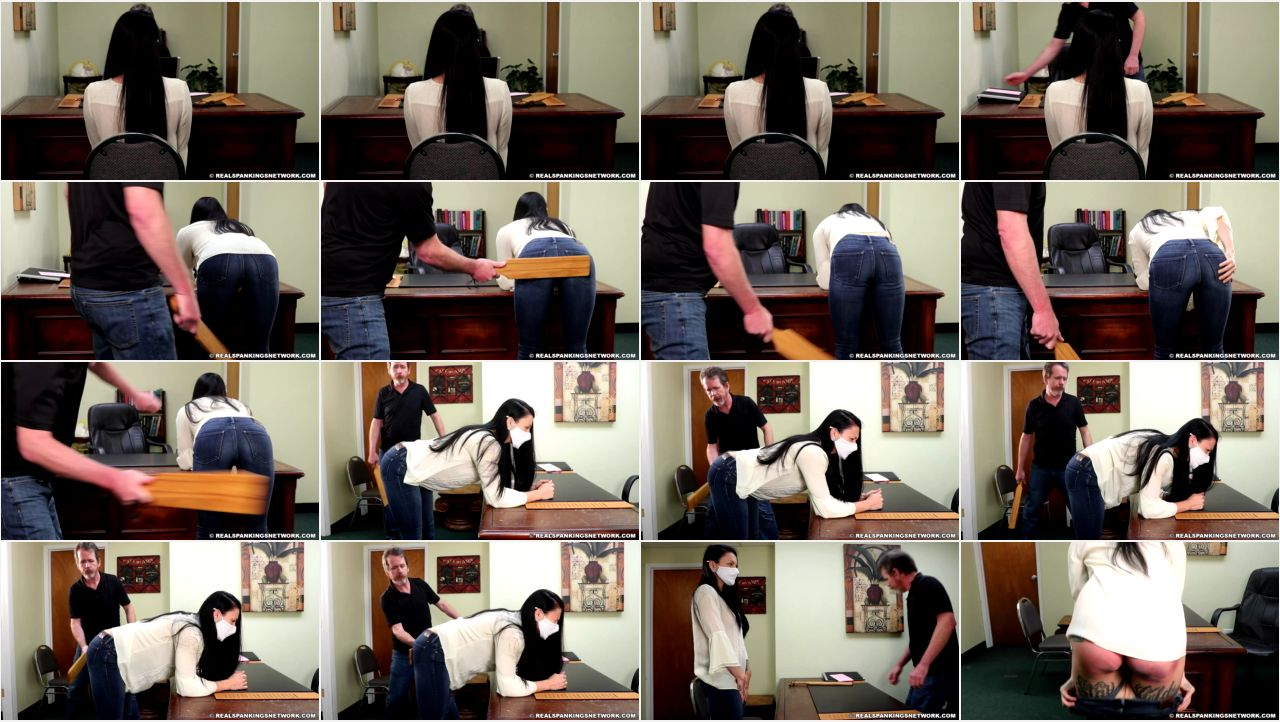 16612 1 1500 screen - Real Spankings - MP4/HD – Devin Jade - Paddled Or Expelled
