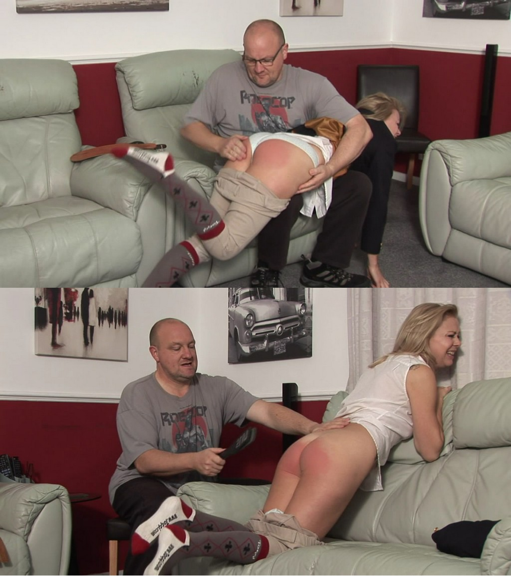 Spanked Cheeks – MP4/HD – Lucy Lauren – Had A Good Day