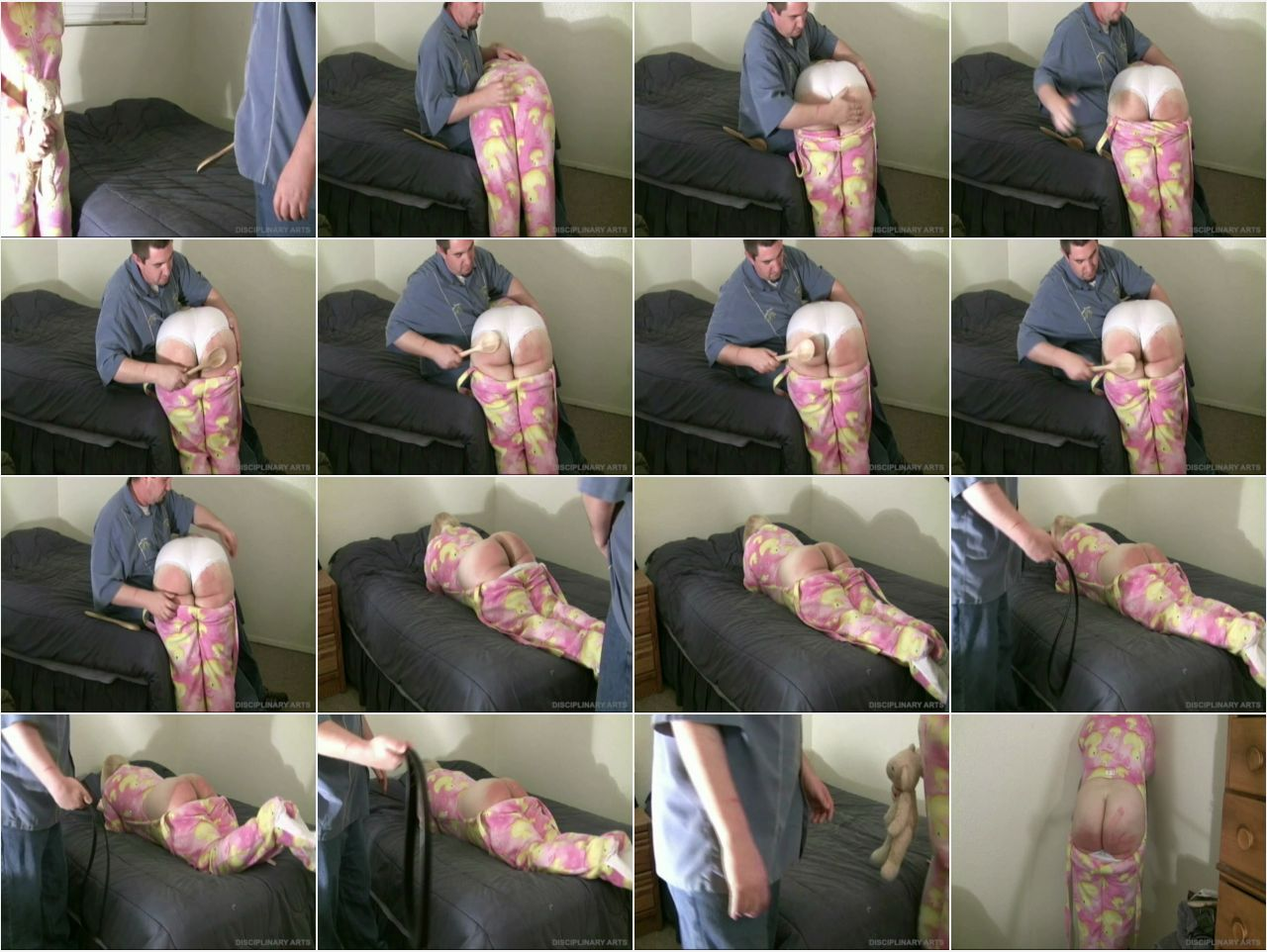 6091 f dp 2000 DA screen - Disciplinary Arts - MP4/SD – Lily Starr, Robert Wolfe - Dropseat Discipline: Lily Spanked By Robert For Staying Up After Bedtime (Release date: Jul. 09, 2021)