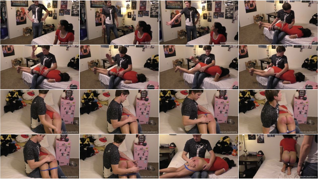 7436 f dp 6000 DA screen - Disciplinary Arts - MP4/Full HD – Kyle Johnson, Zyra - Punished By Her Stepbrother