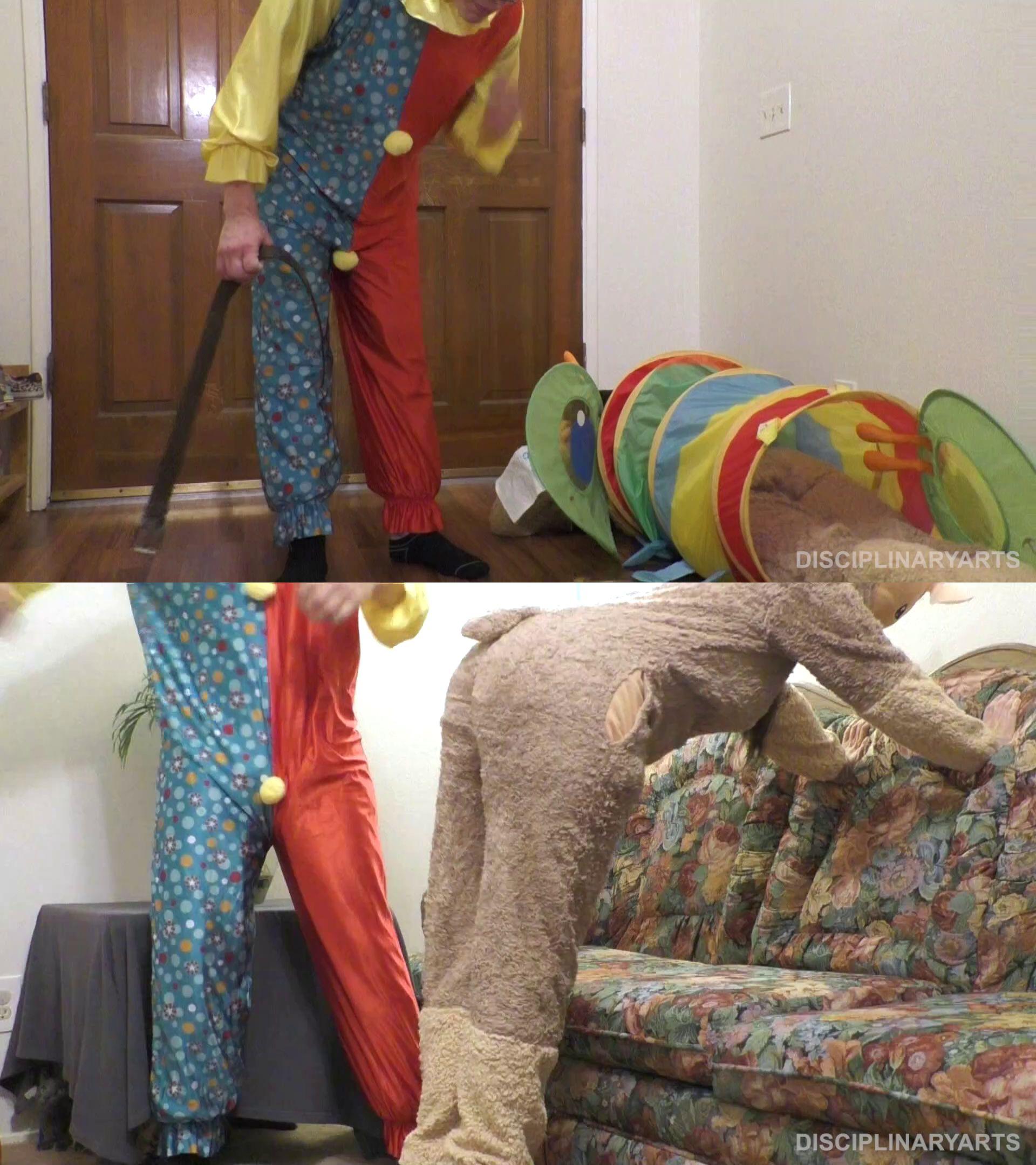 Disciplinary Arts – MP4/HD – Kyle Johnson, Yasmine Sinclair – Game Night Series: Costume Madness 2