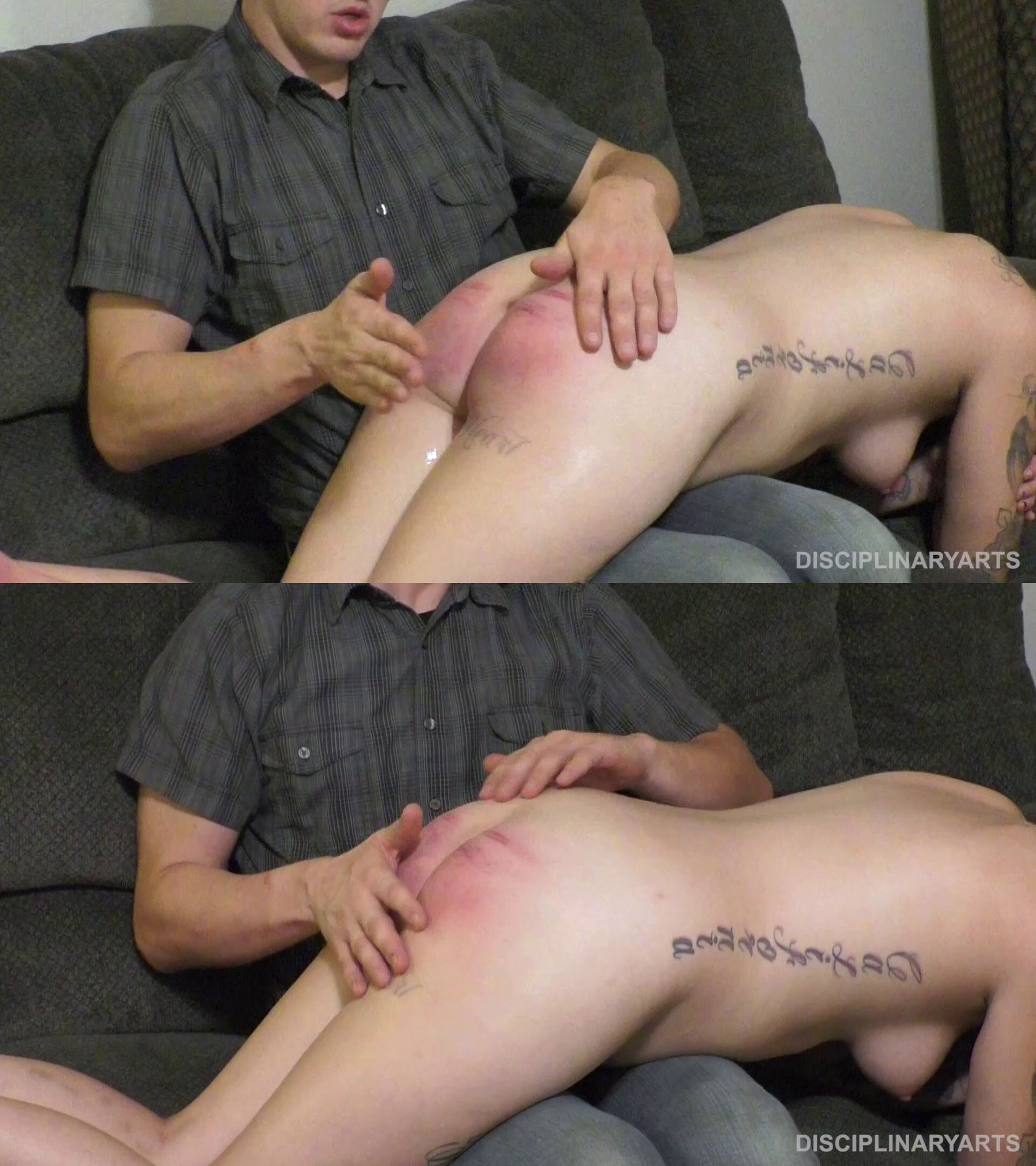 Disciplinary Arts – MP4/Full HD – Kyle Johnson, Kasey – Kaseys Nude Aftercare (Release date: Jul. 13, 2021)