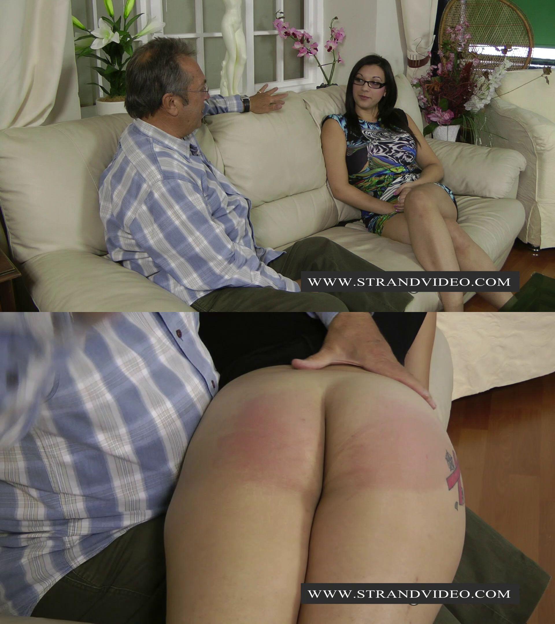 Red Stripe Films – MP4/Full HD – Sophie Parker, Mr. Stern – Her First Audition