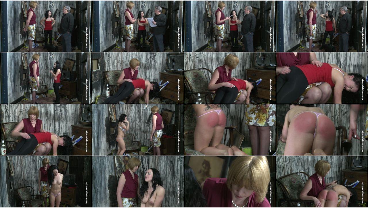 spr 921 screen - English-Spankers - MP4/HD – Sarah Stern, Kiki Dee - A Bottom On Fire