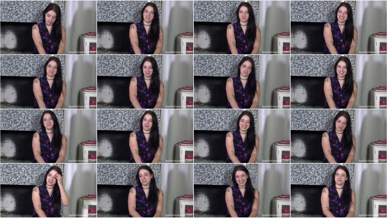 yasmineS talkFull screen - Spanked Sweeties - MP4/Full HD – Yasmine Sinclair - Yasmine Sinclair