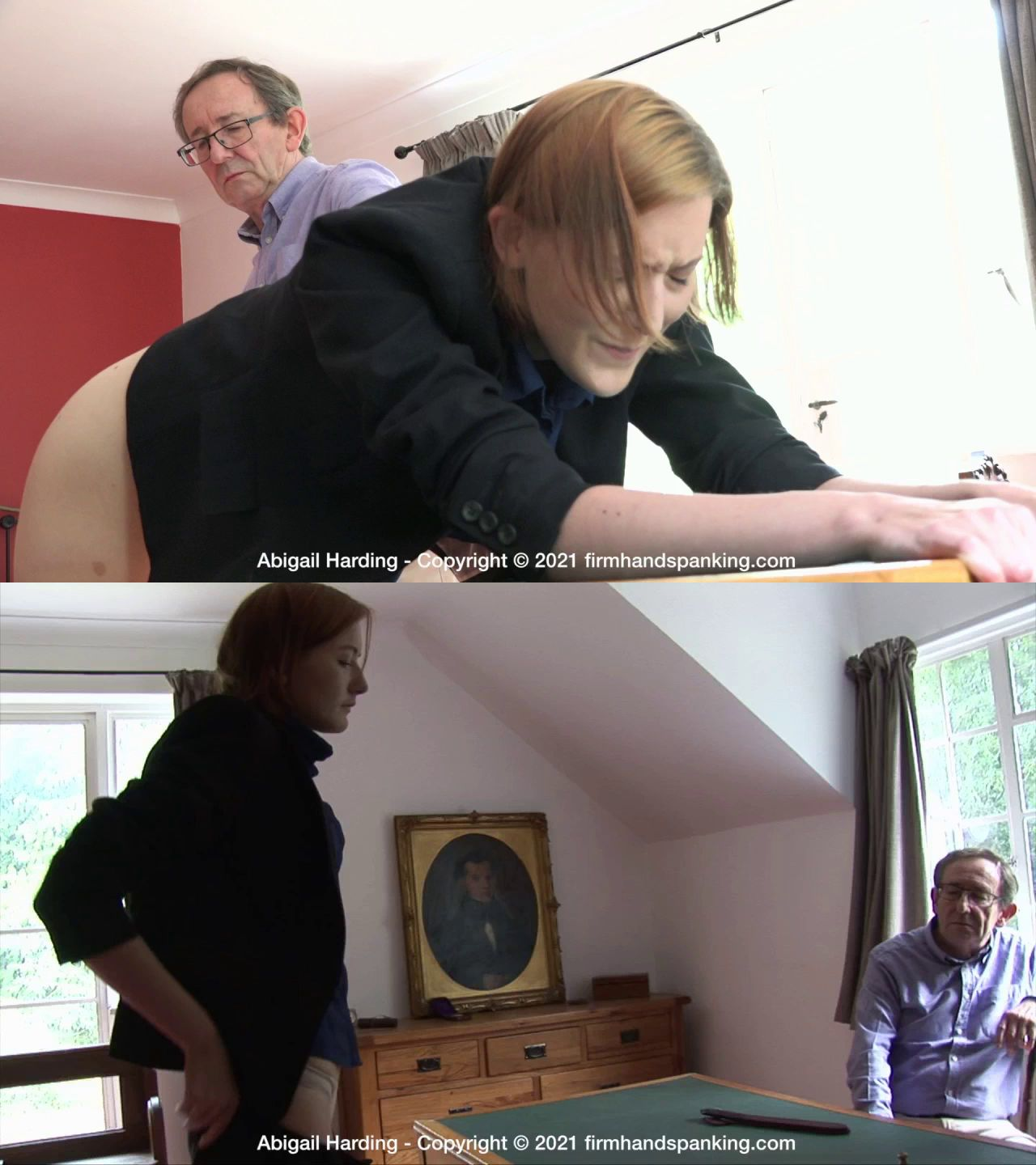 firmhandspanking – MP4/HD – Abigail Harding – The Estate (Release date: May 12, 2021)