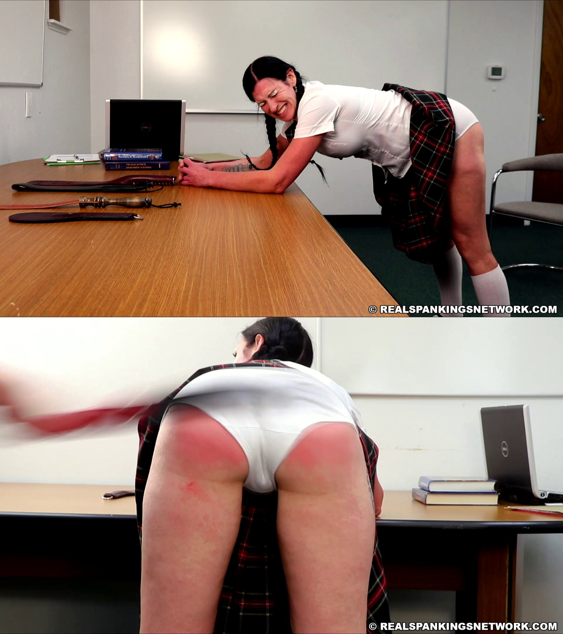 Real Spankings Institute – MP4/Full HD – Lilith – Lilith's Maintenance Spanking (part 1 Of 2)