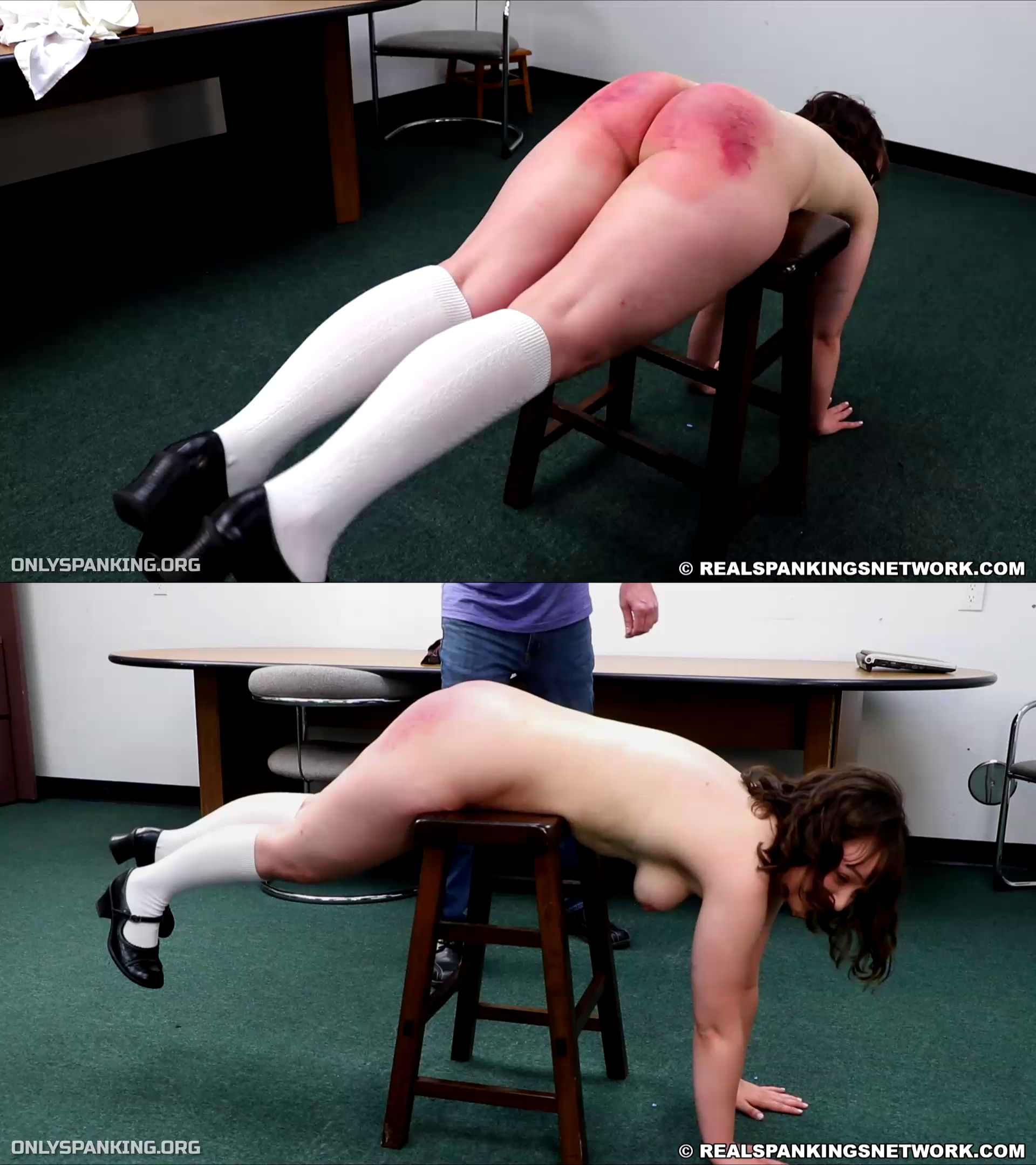 realspankingsinstitute/Realspankings Network Clips – MP4/HD – Ella – Ella's Painful Day With The Dean (part 2 Of 3) (Release date: Aug. 13, 2021)