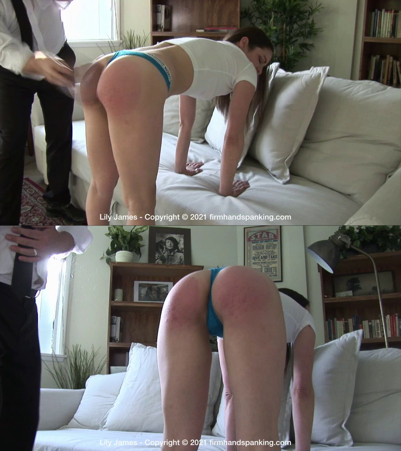 firmhandspanking – MP4/HD – Lily James – Discipline Counselor (Release date: May 26, 2021)