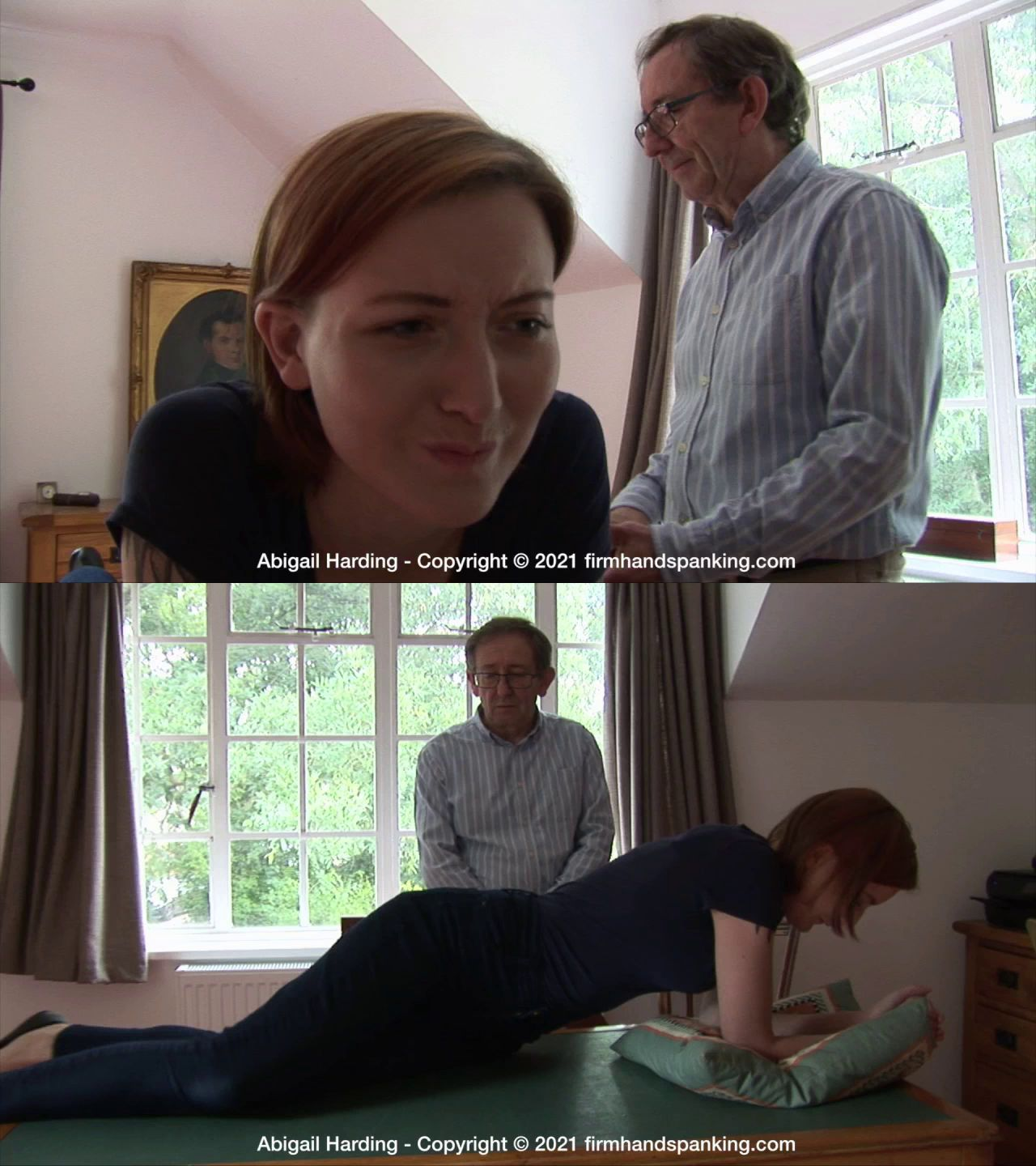 firmhandspanking – MP4/HD – Abigail Harding – The Estate (Release date: May 26, 2021)