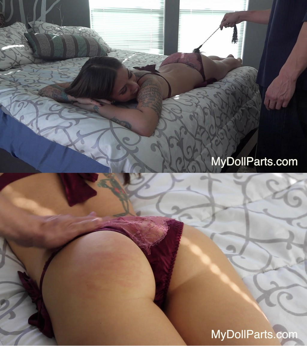 My Doll Parts – MP4/Full HD – Kayla Jane Danger – is Spanked