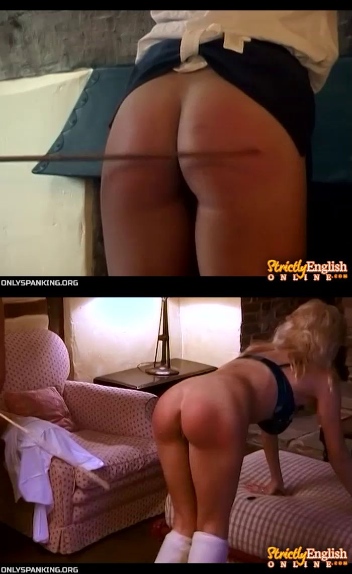 Strictly English Online/Strictly English Spanking Clips – MP4/SD – Elizabeth Simpson, Suzi Martell, Becky Jordan – The Day Of Reckoning At Birchington Manor