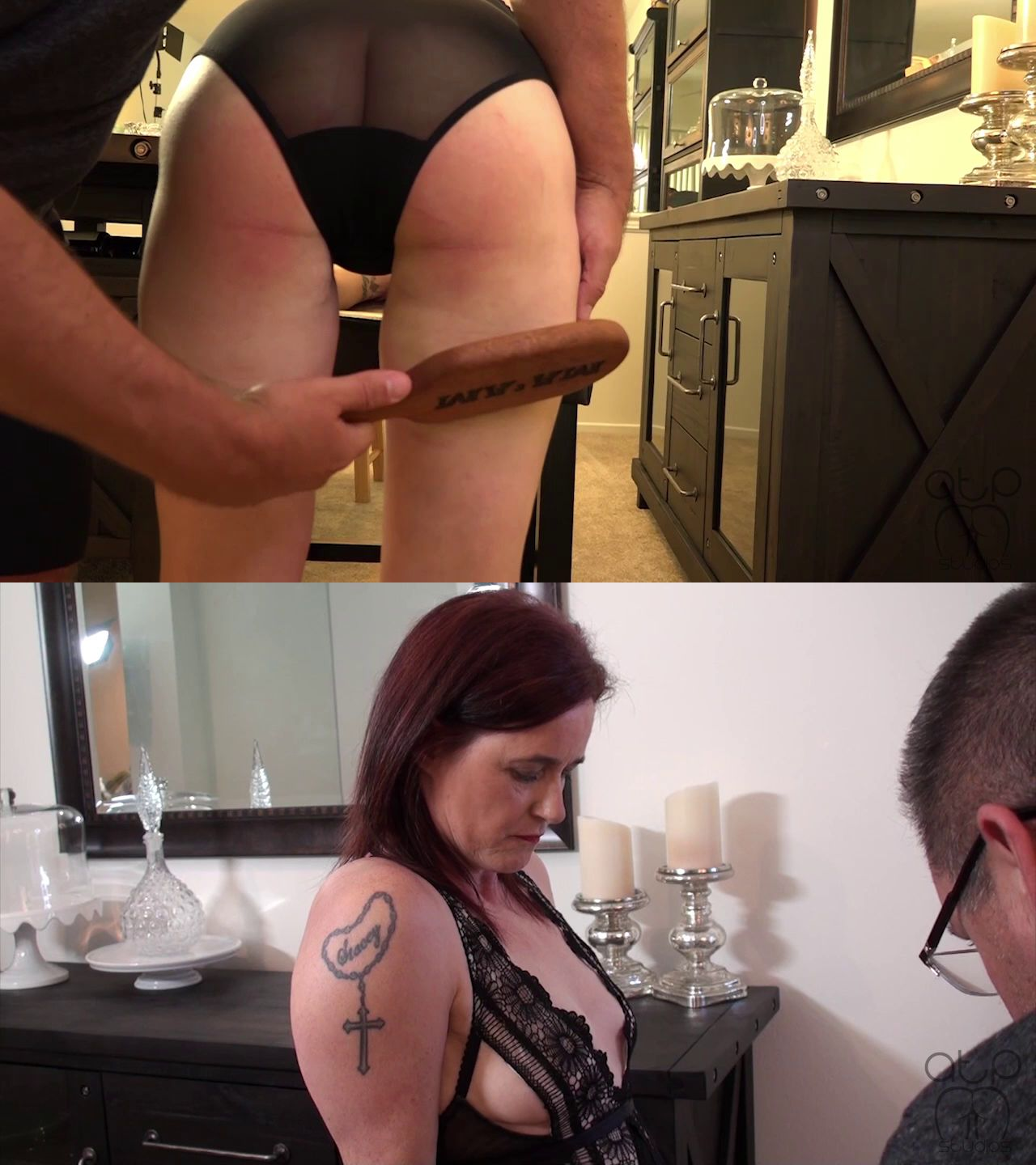 Assume The Position Studios – MP4/HD – Stevie Rose, The Master, Loz – Marked For Her Mistress