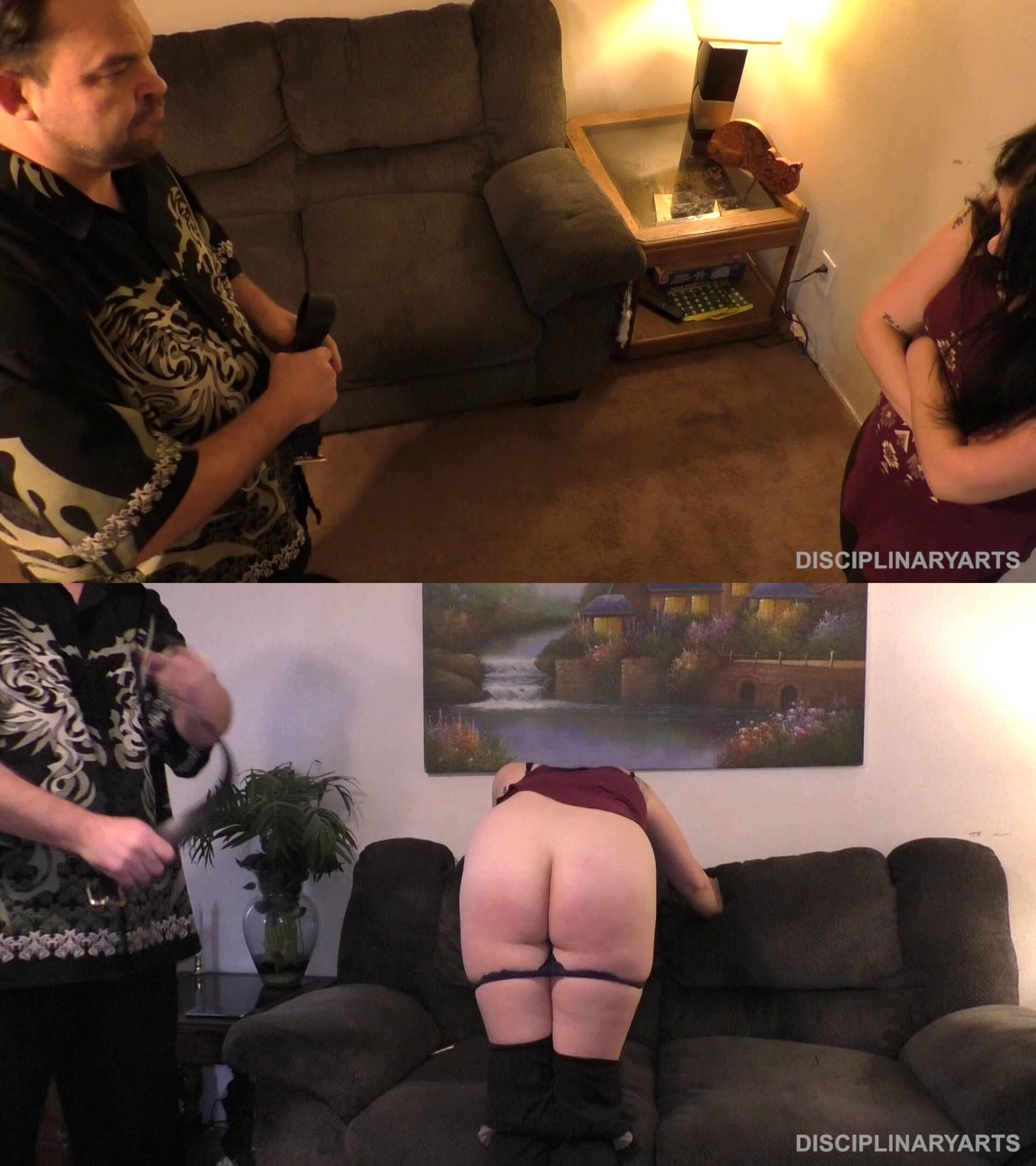 Disciplinary Arts – MP4/Full HD – Mr. Troy, Yasmine Sinclair – Obeying Curfew